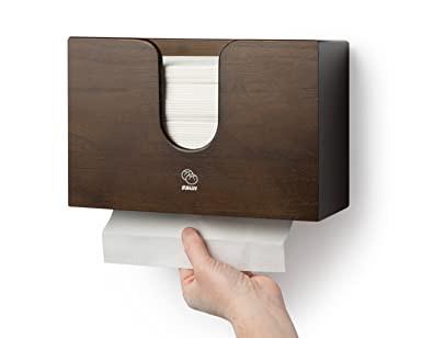 Dispensador de toallas de mano
