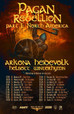 Yav North America/Pagan Rebellion Tour