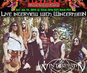 Metal Nation Radio Interview Podcast