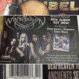 Check Out Our Ad in Decibel This Month