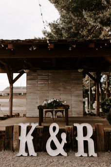 Las Vegas Wedding Planner Symphony Legends Ranch
