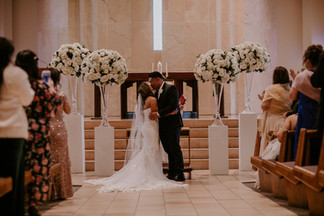 Wedding Planner Las Vegas Symphony Weddings Adam Trujillo St Thomas More