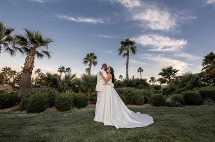 Las Vegas Wedding Planner Symphony Siena Country Club