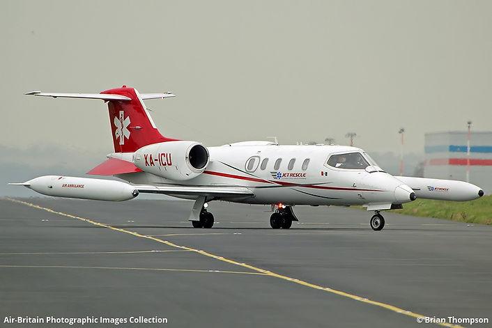 Africa air ambulance
