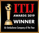 2019 air ambulace of the year ITIJ
