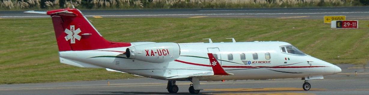 ambulancia aerea monterrey