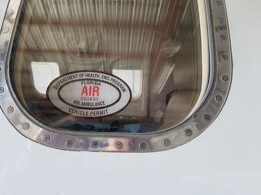 Air ambulance florida license