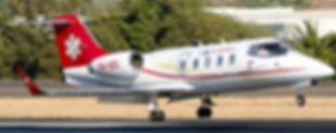 ambulancia aerea mex