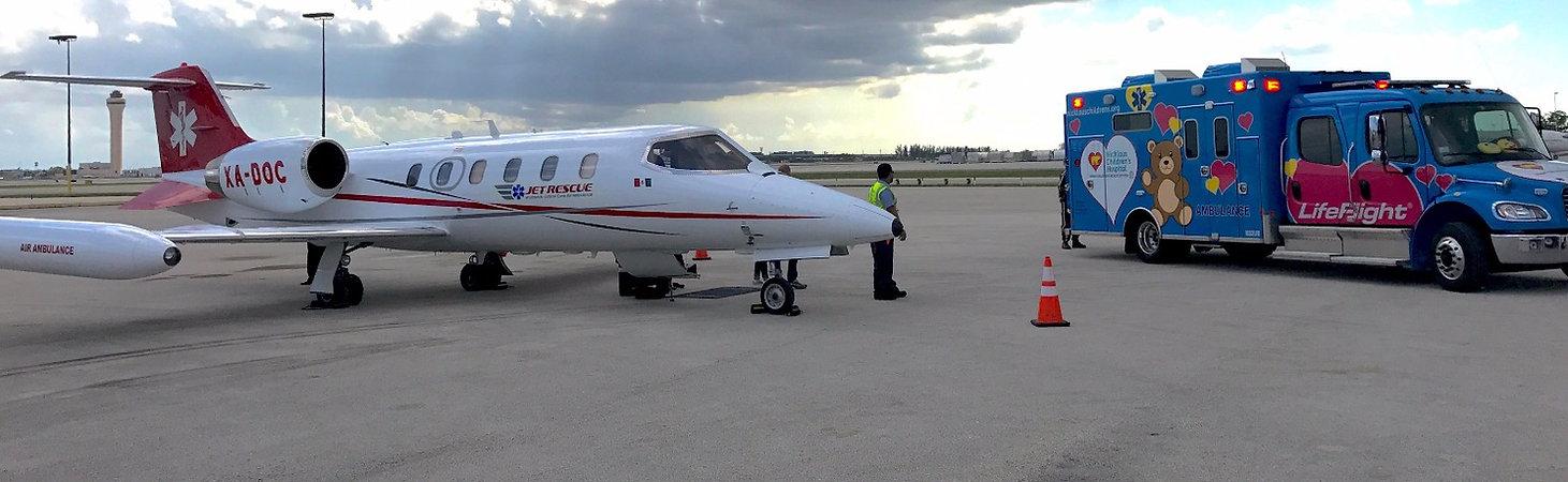 Cancun Air Ambulance