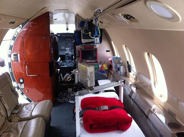 Air ambulance USA
