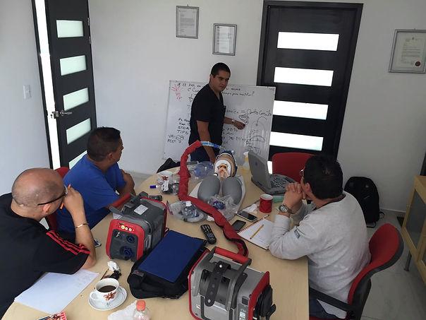 air ambulance and aeromedical training