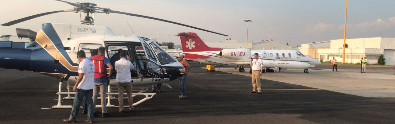 fundacion ambulancia aerea gratuita