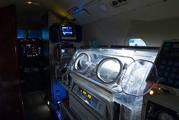 Neonatal air ambulance peru