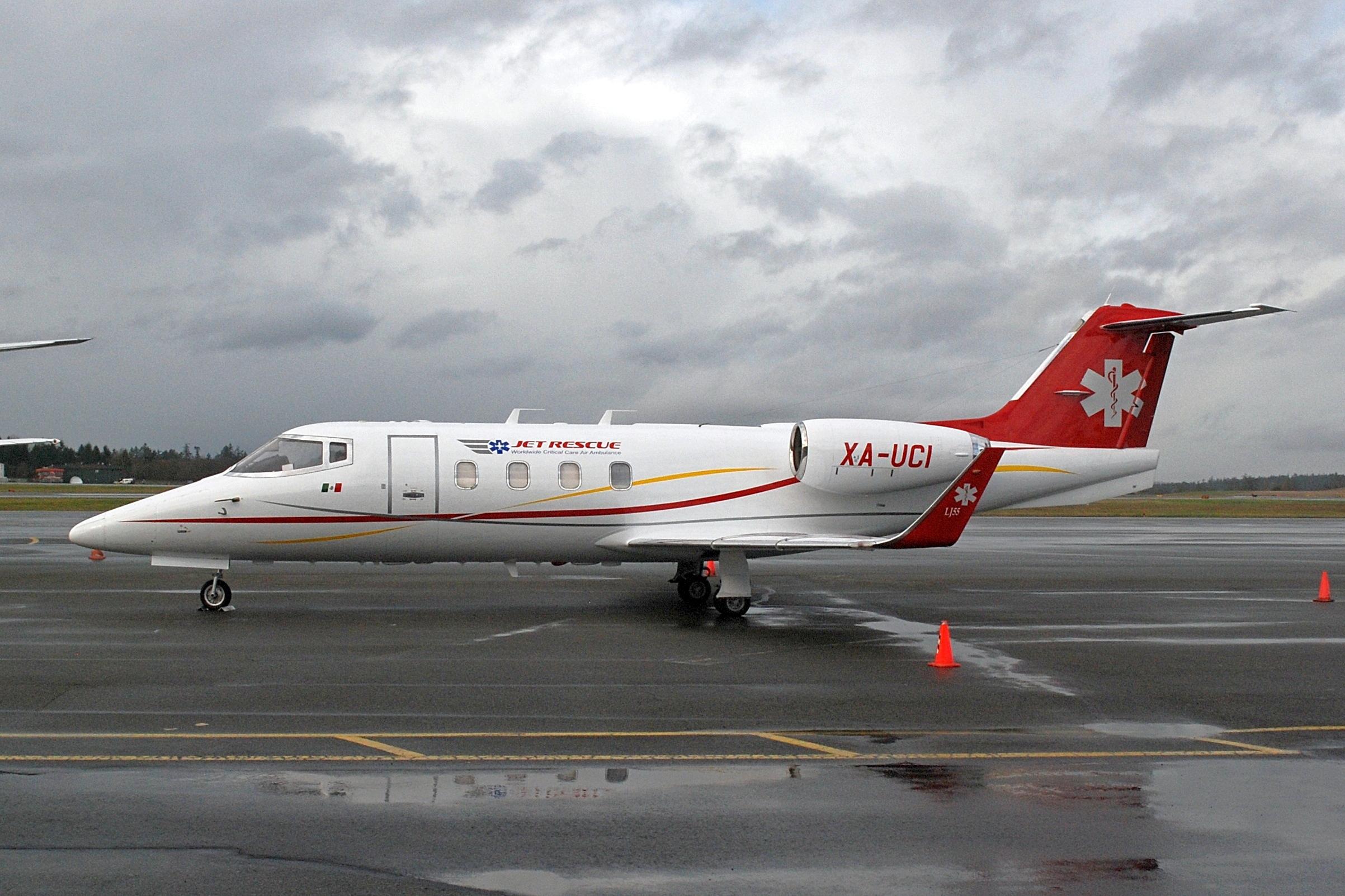 Chile Air Ambulance