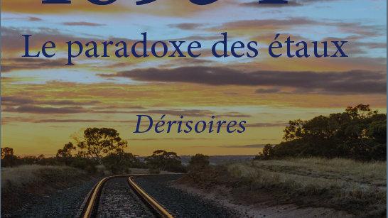 Dérisoires (tome 3) de la série 46934 le paradoxe des étaux