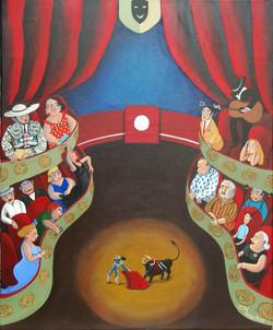 Corrida théâtre