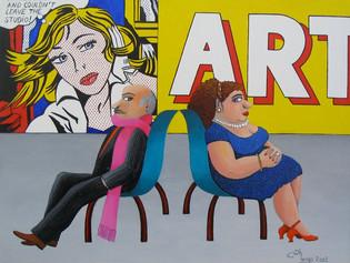 Etre ou ne pas être un artiste contemporain...