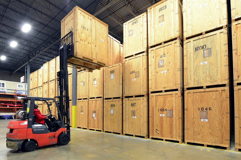 Storage | The Movers Moving & Storage