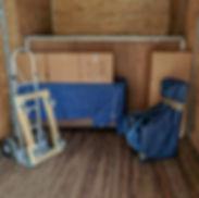 Van Hold Storage