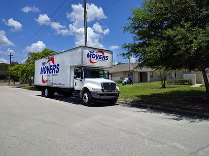 Moving Company in Wesley Chapel