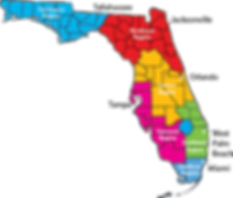 We Serve the Entire State of Florida