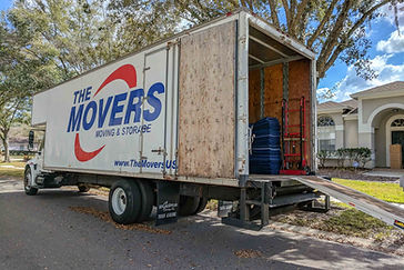 The Movers Moving & Storage | Long Distance