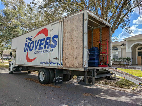 St. Petersburg Moving Company