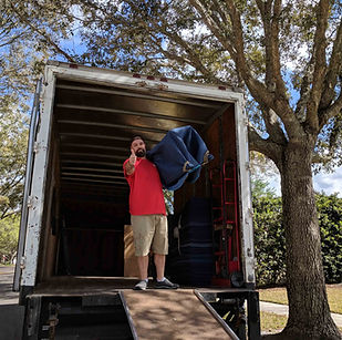 Local Moving Tampa Bay