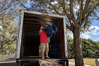 The Movers Moving & Storage | Tampa Movers