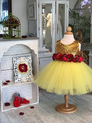 Belle Mini Dress