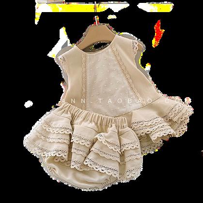 Willow linen set