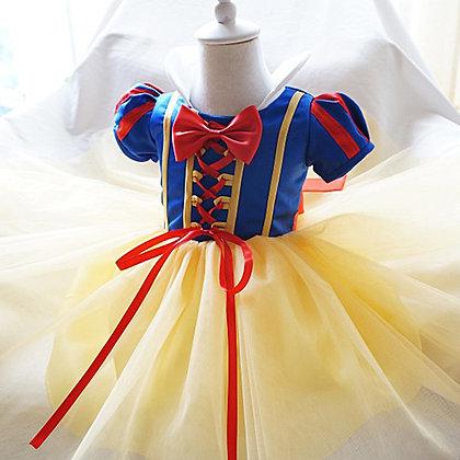 Snow White Costume Dress