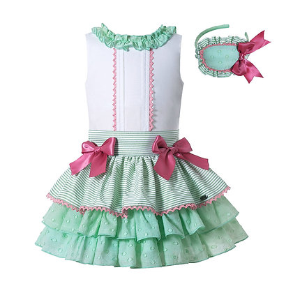 Palma Toddler Dress