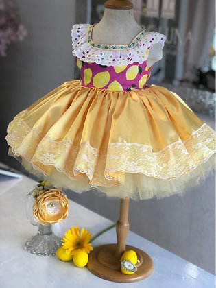 Grace's Lemonade stand Gown