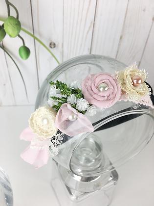 Allie Headband - Pink