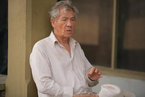 Ian McKellen in The Prisoner (2009)