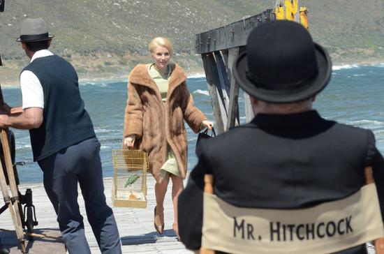 Sienna Miller in The Girl (2012)