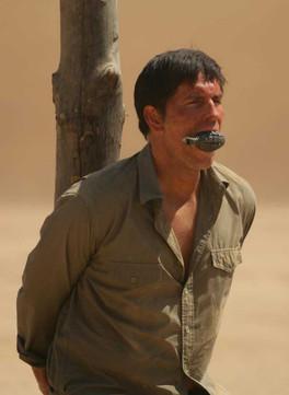 Jim Caviezel in The Prisoner (2009)