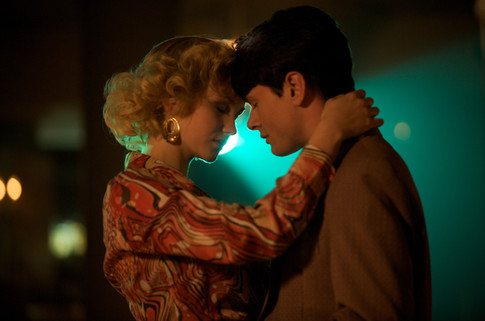 Jack O'Connell and Joanna Vanderham in The Runaway (2010)