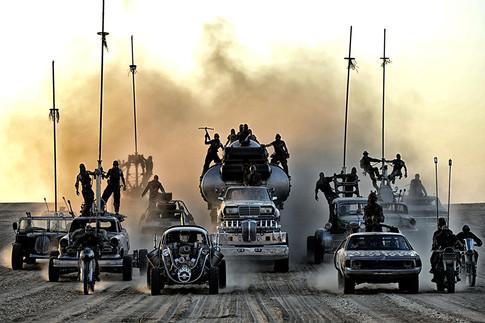 Mad Max - Fury Road (2015)
