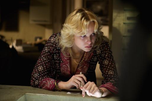 Joanna Vanderham in The Runaway (2010)