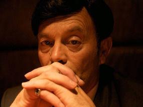 Keith Allen in The Runaway (2010)