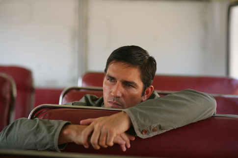 Jim Caviezel in The Prisoner (2009)