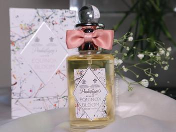 Feminine Spring Fragrance: Penhaligon's Equinox Bloom Review