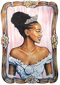 feminine black homemaker ebony nikita okeke