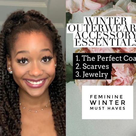 Winter Outerwear & Accessory Essentials
