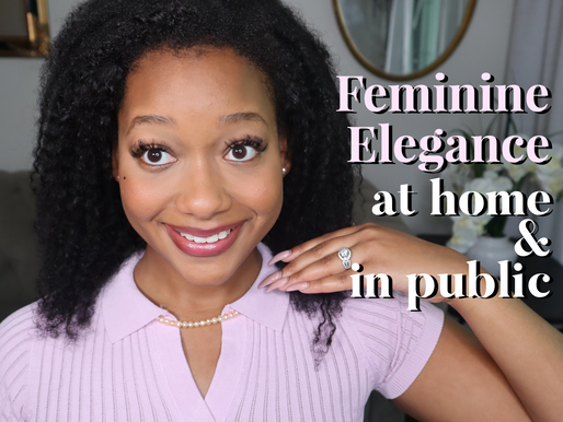 Habits that an Elegant Woman Never Forgets
