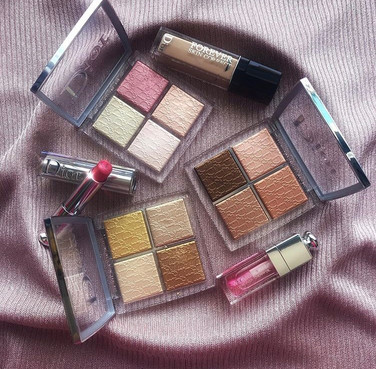 Fall Luxury Makeup Must-Haves