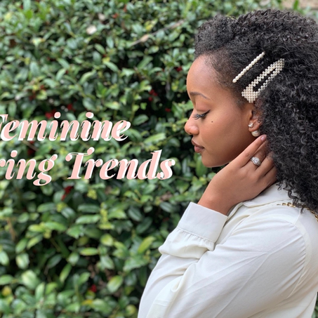 The BEST Feminine Spring Trends You NEED to Wear