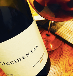 Occidental Pinot Noir @ Prima Vini